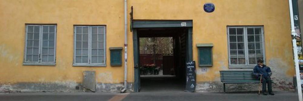 Fortellerkafe Oslo